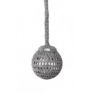 """Hanging lamp - D20 / D25 / D30 / D40 - 3mm """"Nest"""" - Lava"""