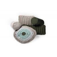 """pattern """"Talisman"""" crocheted"""